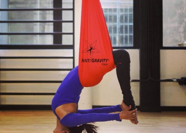 COS'E' L'ANTIGRAVITY YOGA