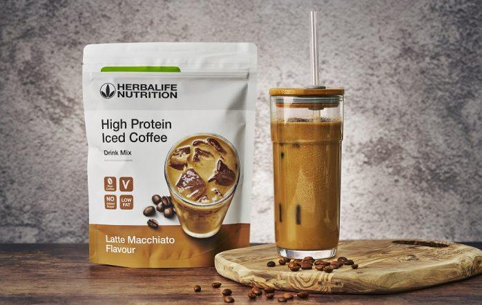 Ricarica le tue giornate con il caffè proteico Herbalife!