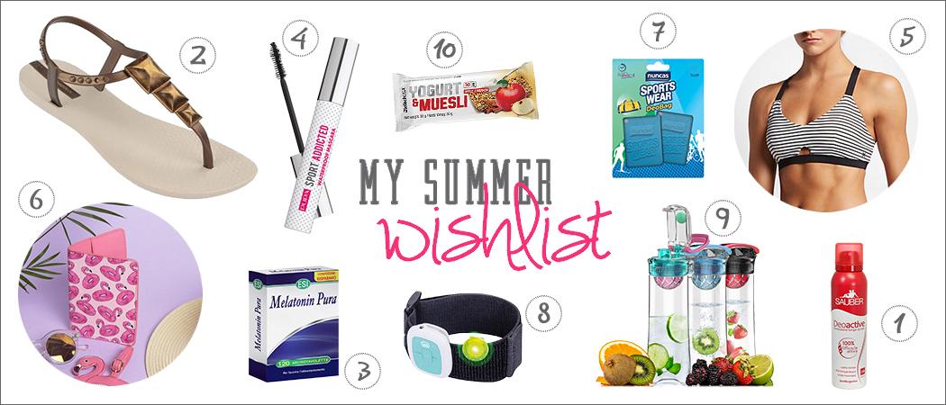 Vacanza perfetta, valigia ben assortita: vi aiuto io con la mia summer wish list! Tutto ciò che può servire ad una sportiva che è pronta ad andare in vacanza! L'accessorio […]