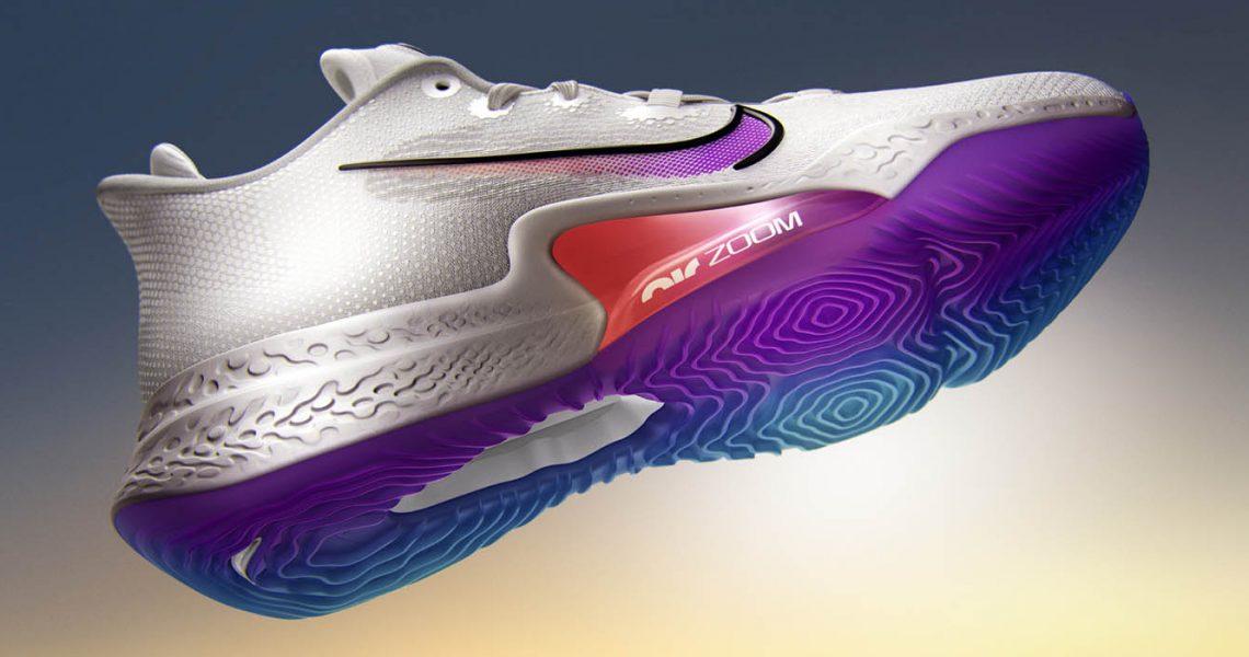Freschezza, presa, energia: dal primo all'ultimo passo, Nike Air Zoom BB NXT restituisce tutta la potenza che serve, grazie alla tecnologia ZOOM e all'ammortizzazione REACT! Provatela! I tre strati di […]