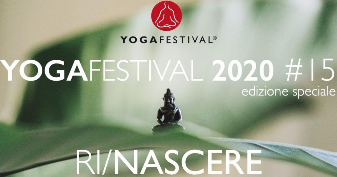In una forma totalmente rinnovata, lo Yogafestival in questo 2020 straordinario propone due weekend di pratica yogica online e in presenza. Non potevo mancare con la mia lezione! Si svolgerà […]