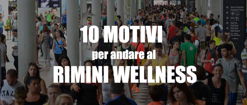 Per chi fa sport, per gli appassionati di fitness, per chi ama stare in forma: per tutti c'è più di un motivo per visitare il Rimini Wellness!  Corpo, salute, […]