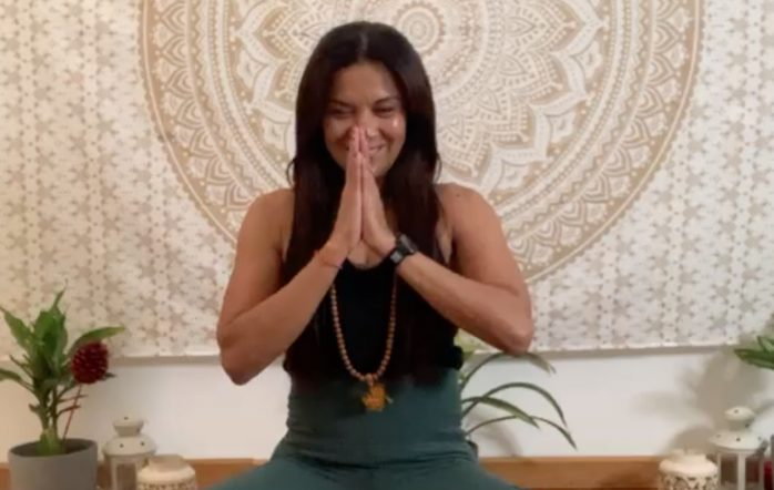 Yoga Capsule 1: attivare l'immunità energetica